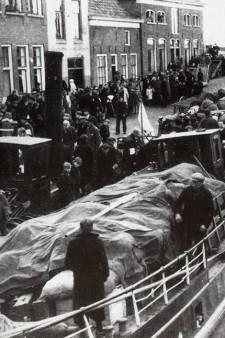 Friezen 'van een andere planeet' eren oorlogsevacuées uit Arnhem en Huissen