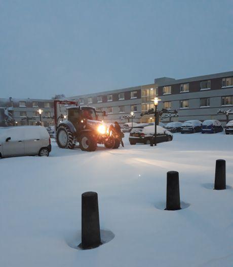 Brenda op de trekker door de sneeuw om thuiszorg te geven: 'Ik vroeg me af: hoe kom ik in Ulft?'