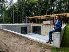 Deventer architect tovert voormalig reservoir voor drinkwater in Colmschate om tot woning