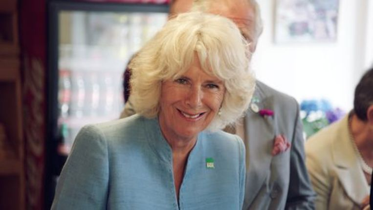 Camilla Parker Bowles Beeld rv