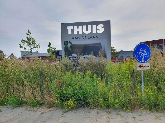 Thuis aan de Laan, een woningbouwproject langs de Laan Hart van Zuid in Hengelo.