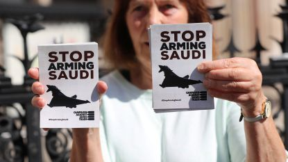 Senaat blokkeert wapenverkoop VS aan Saudi's