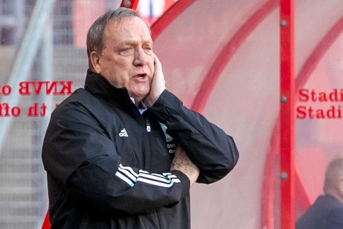 Dick Advocaat wil Feyenoord dit seizoen Europees voetbal bezorgen.