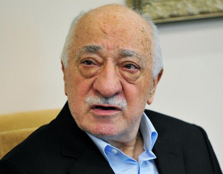 Geestelijke Fethullah Gülen. Beeld ap