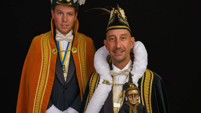 Ronald Stolk nieuwe Prins Carnaval van Dommelbaorzedurp
