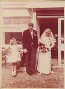 Het huwelijk van Kees en Riet.