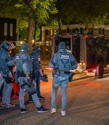 Roemeense weer vrij na inval Insulindestraat, politie verwacht geen aanhoudingen meer