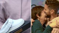 Verpleegster gelooft niet wat ze ziet wanneer Dries Mertens plots voor haar neus staat