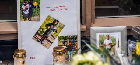 Gemist? Beverwaard in rouw om doodgestoken Joshua (15) en kraaien met plastic om poten in Overschie