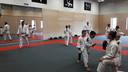 De dojo van EJK, de Eerste Judoclub Kaatsheuvel.
