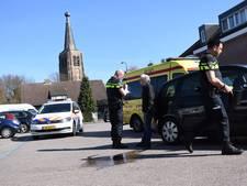 Fietser aangereden op parkeerplaats bij Aldi in Leende