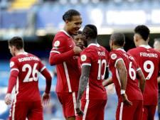 Blunderende Kepa en rode kaart helpen Liverpool bij zege op ambitieus Chelsea
