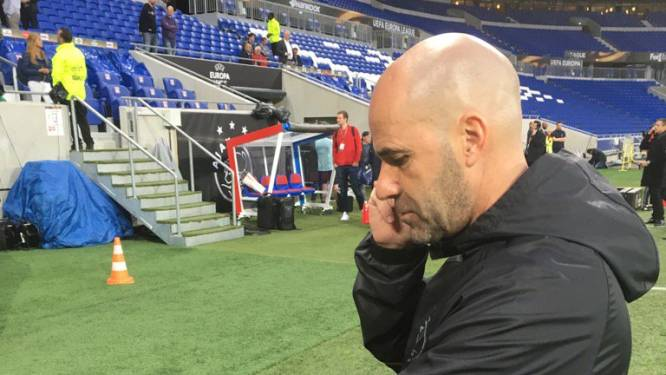 Olympique Lyon zet in zoektocht naar nieuwe trainer vol in op Peter Bosz