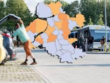 KAART | Eén gemeente in Oost-Nederland noteert voor 12de dag op rij 0 positieve tests, piekje in Lelystad