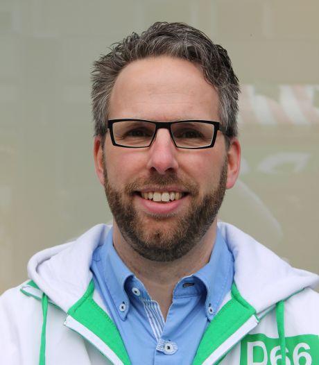 D66 Nieuwegein kiest Tom Verhoeve als nieuwe lijsttrekker