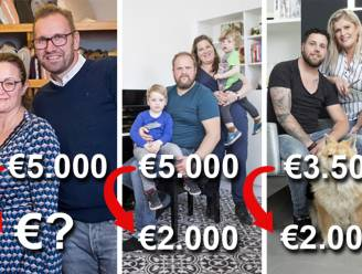 Inkomen gehalveerd of erger: vijf gezinnen maken hun 'coronarekening' voor maart
