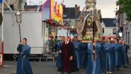 65ste Kaarsjesprocessie voorgegaan door bisschop Luc van Looy