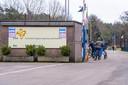 Asielzoekerscentrum Cranendonck in Budel.