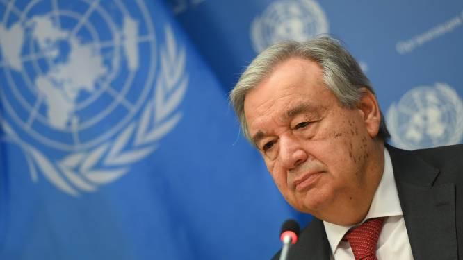 """VN luidt alarm: """"Nieuwe klimaatplannen zijn niet voldoende"""""""