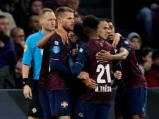 Sterk Willem II bezorgt koploper Ajax eerste nederlaag van het seizoen