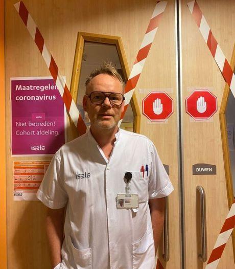 Irritatie in Zwols ziekenhuis over ongevaccineerden: 'Wij zitten niet op nog meer covid-patiënten te wachten'