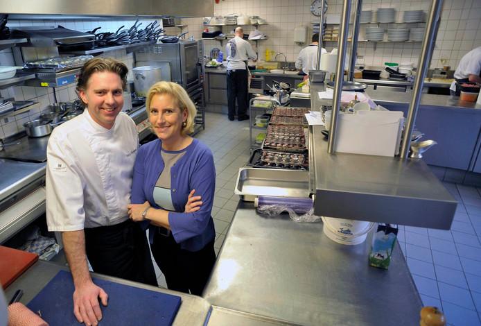Nico en Sonja Boreas openen nieuw restaurant in Roermond.