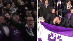 Van de hemel naar de hel: Beerschot-fans denken op Het Kiel goal van promotie te vieren, tot die ene penalty