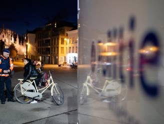 Negen fietsers niet in orde met fietsverlichting
