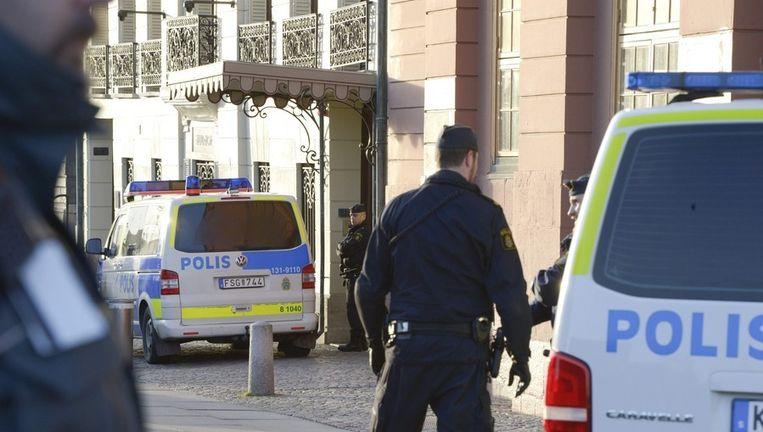 Archiefbeeld van de Zweedse politie.