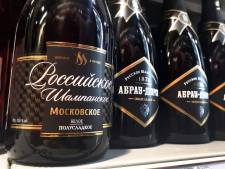 Rusland kaapt de naam champagne van Frankrijk