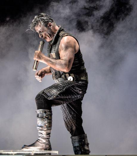 Extra concert van Rammstein in het Goffertpark
