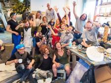 Doloris in Tilburg: Tim blijft zijn leven lang doolhoven bouwen