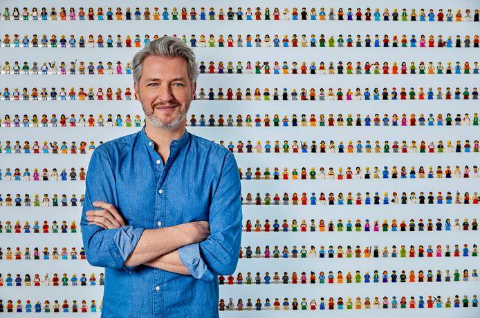 """Het gemis van zijn geliefden viel Kürt zwaar. """"Maar het was het waard, want het tweede seizoen van 'Lego Masters' is nog meer 'wow' dan het eerste"""", verzekert hij."""