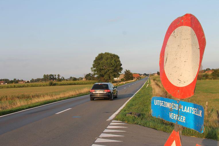 In de volgende legislatuur komt er een nieuw fietspad aan de Meulebekesteenweg.