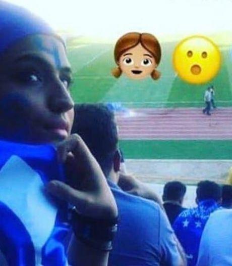 Stadionverbod vrouwen onder vuur in Iran na gruwelijke dood superfan