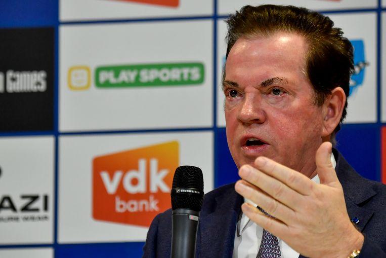 Ghelamco-CEO Paul Gheysens.