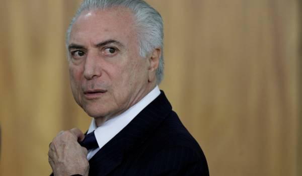 Vernietigend rapport kan genadeklap zijn voor Braziliaanse president Temer