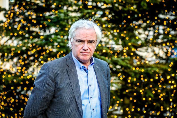 West-Vlaams gouverneur Carl Decaluwé.