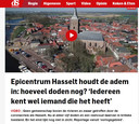 Screenshot verhaal de Stentor