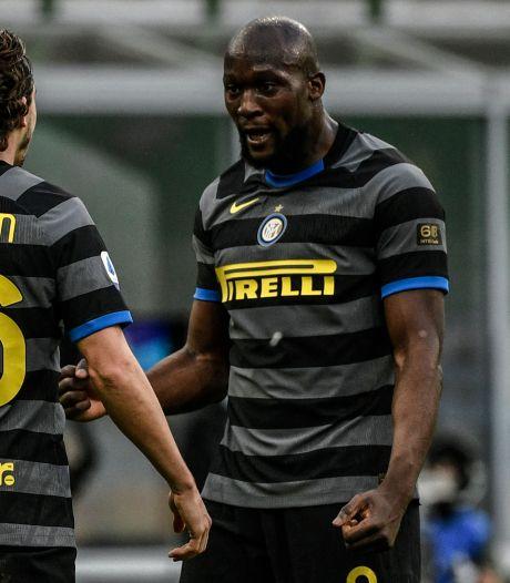 Un but après 32 secondes pour Romelu Lukaku, l'Inter enchaîne