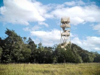 """Werken nieuwe brandtoren Kalmthoutse Heide van start: """"Beter voor de natuur en vooral véél leuker voor de bezoekers"""""""