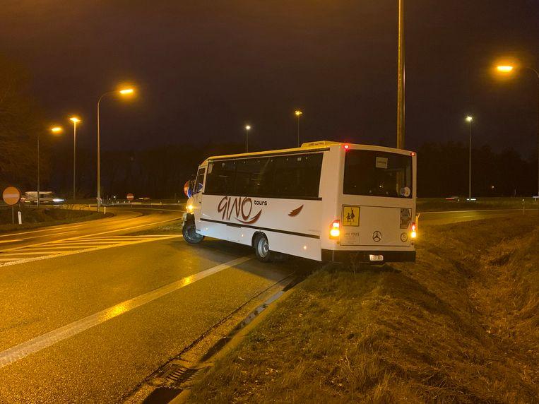 Bus Jabbeke