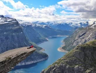 Toerist sterft na val van klif in Noorwegen
