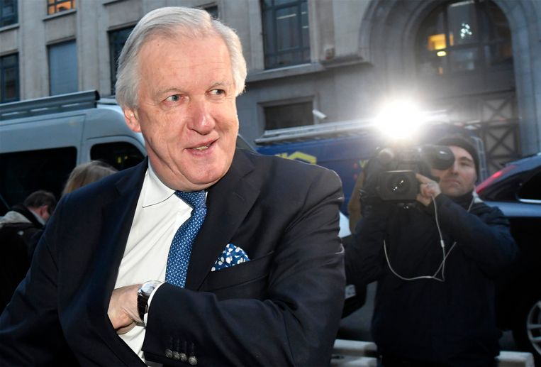 Pensioenminister Bacquelaine (MR) is stilaan de laatste vurige voorstander van het puntenpensioen. Beeld Photo News