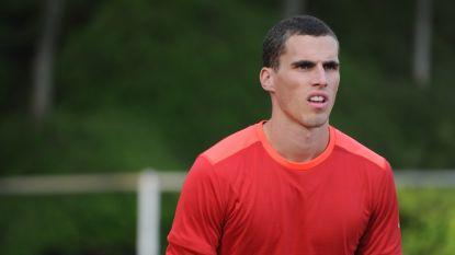 Kevin Borlée loopt blessure op tijdens training