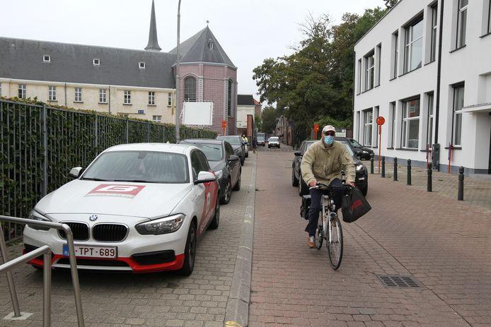 Het verkeer in de Zuidmoerstraat wordt gewijzigd.