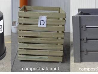 Stormloop op goedkopere compostvaten en -bakken via gemeenten na prijsverhoging GFT-ophaling
