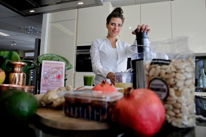 Anita Buitrago wil meer smoothies en salades in het ziekenhuis.