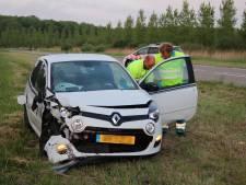 Vrouw gewond geraakt bij botsing in Ritthem