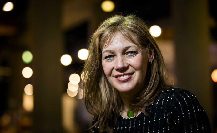 GroenLinks-voorvrouw Judith Bokhove.